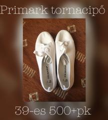 Primark fehér tornacipő
