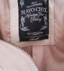 mayo chix bőrkabát