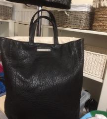 Nagy pakolós 2 oldalon hordható Versace táska