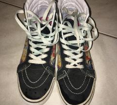 Vans disney hercegnos cipő