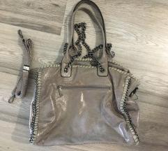 Ezüst táska