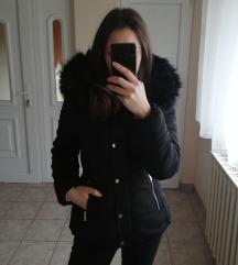 H&M téli kabát ÚJ 34-es
