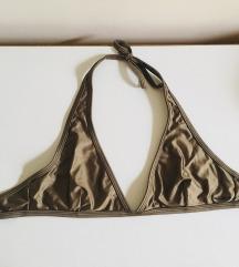 Wodoodolls bronz bikini top