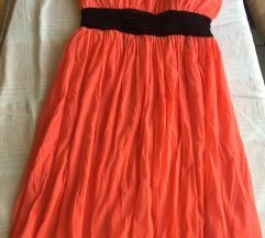 Tally Weijl,Narancssárga nyári ruha