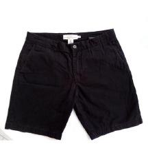 % H&M fekete férfi rövidnadrág (31-es méret)