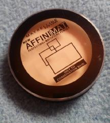 Új Maybelline AffiniMat púder💄