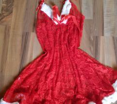 Szexy mikulás ruha
