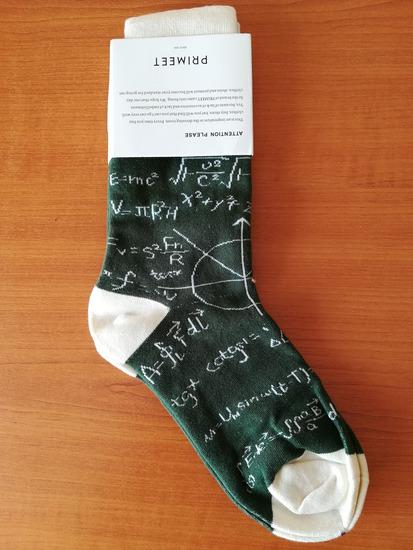 ÚJ zokni a fizika kedvelőinek