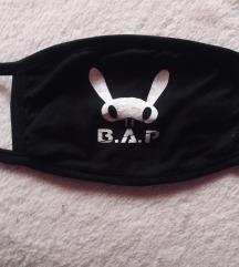 BAP kpop koreai szájmaszk