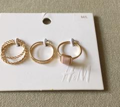 H&M gyűrűk