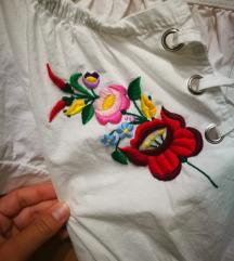 vadi új kézzel hímzett könnyed nyári ruha