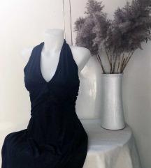 Fekete alkalmi ruha 36-38 *