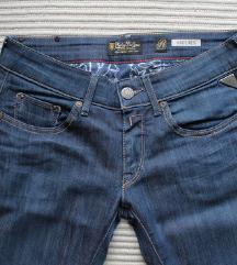 REPLAY Blue Jeans Radixes skinny kék farmer 27/30