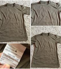 Barna sportos férfi póló