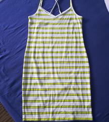 F&F csíkos nyári ruha