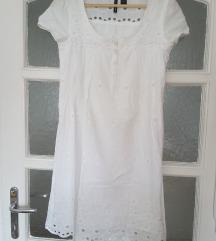 Mango fehér nyári ruha