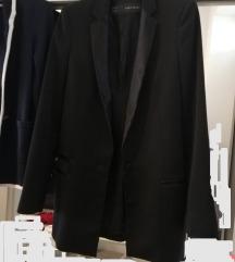 Zara fekete blézer, alapdarab