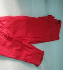 Zara piros nadrág