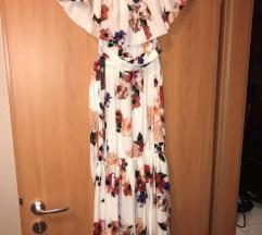 Olasz hosszú nyári ruha címkés