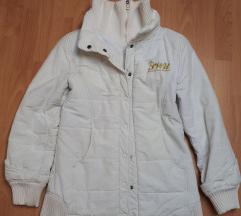 Fehér Devergo Uniform női kabát