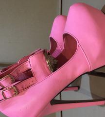 Sergio Todzi, pink platform, 39