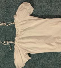H&m fehér nyári új blúz