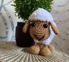 Horgolt bárány