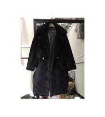 LEÁRAZVA! ⚫️ Fekete teddy coat ⚫️