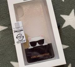 ÚJ Karl Lagerfeld iPhone XS Max tok