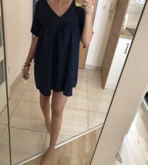 Prettylittlething kék ruha