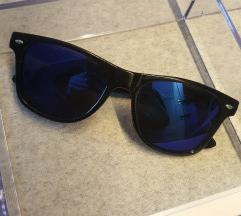 Kék lencsés napszemüveg