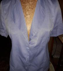 L-es 3 részes halvány lila kosztüm
