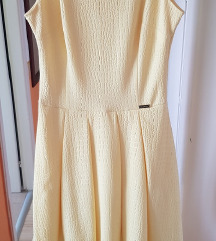 Mystic day sárga ruha