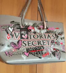 ÚJ Victoria's Secret pakolós shopper táska VS