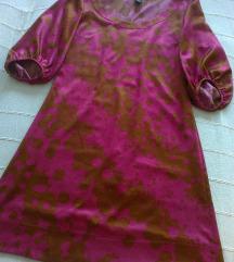 H&M mintás ruha/tunika