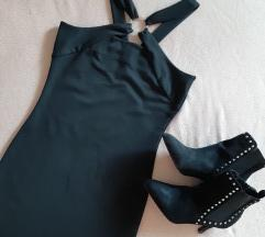 ÚJ címkés fekete ruha