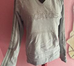 Adidas szürke pulcsi
