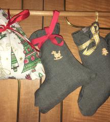 AKCIÓ..Karácsonyi zsákok