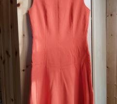 Narancsárga Zara ruha