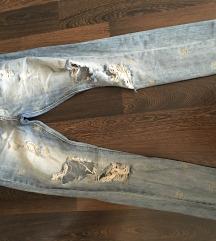 Magasítottderekú High Waist mom jeans nadrág