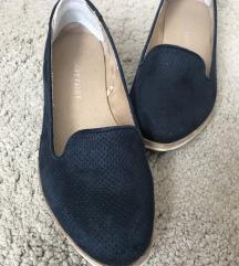 Új! CCC Kék elegáns balerina cipő