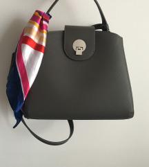 Zara szürke elegáns új táska • 👜