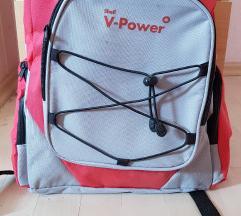 Új Shell V Power hátizsák (csere is)