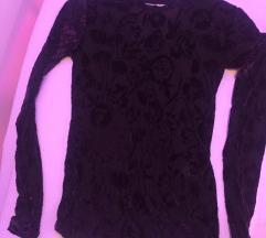 Fekete csinos póló