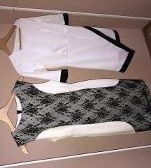 Fekete fehér alkalmi ruhák