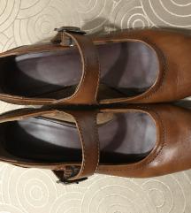 Tamaris pántos bőrcipő