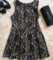F&F csipkés ruha
