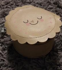 Women'secret neszeszer keksz alakú ( kisebb)