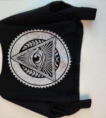 illuminati croped pulcsi