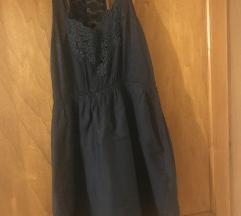 Kék stradivarius ruha
